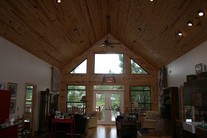 Log Home Lumber, Log Homes, Log Home Options